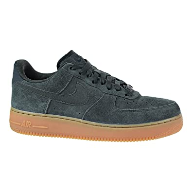 low priced 10d46 b7df5 Amazon.com   NIKE WMNS AIR Force 1  07 SE Womens Fashion-Sneakers  bstn AA0287   Road Running