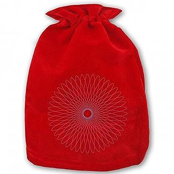 Christmas Gift Bags For Kids.Amazon Com Merry Christmas Gift Bag From Santa Gift Socks