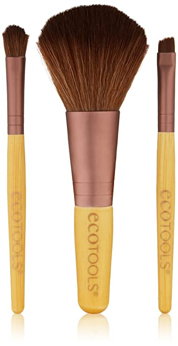ecotools brushes set. ecotools mini essentials brush set (packaging may vary) ecotools brushes