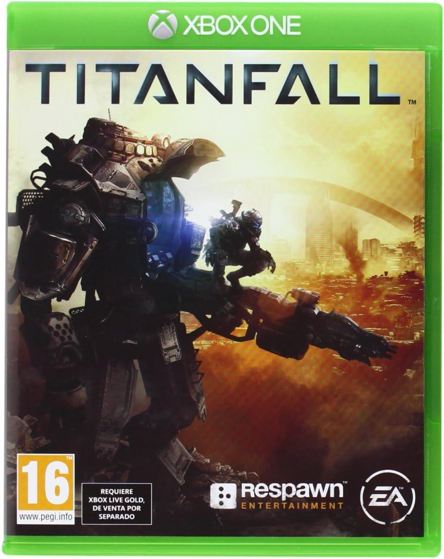 Titanfall: Amazon.es: Videojuegos