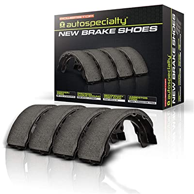 Power Stop B783 Autospecialty Parking Brake Shoe: Automotive