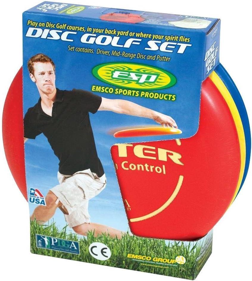 ESP Disc Golf Set