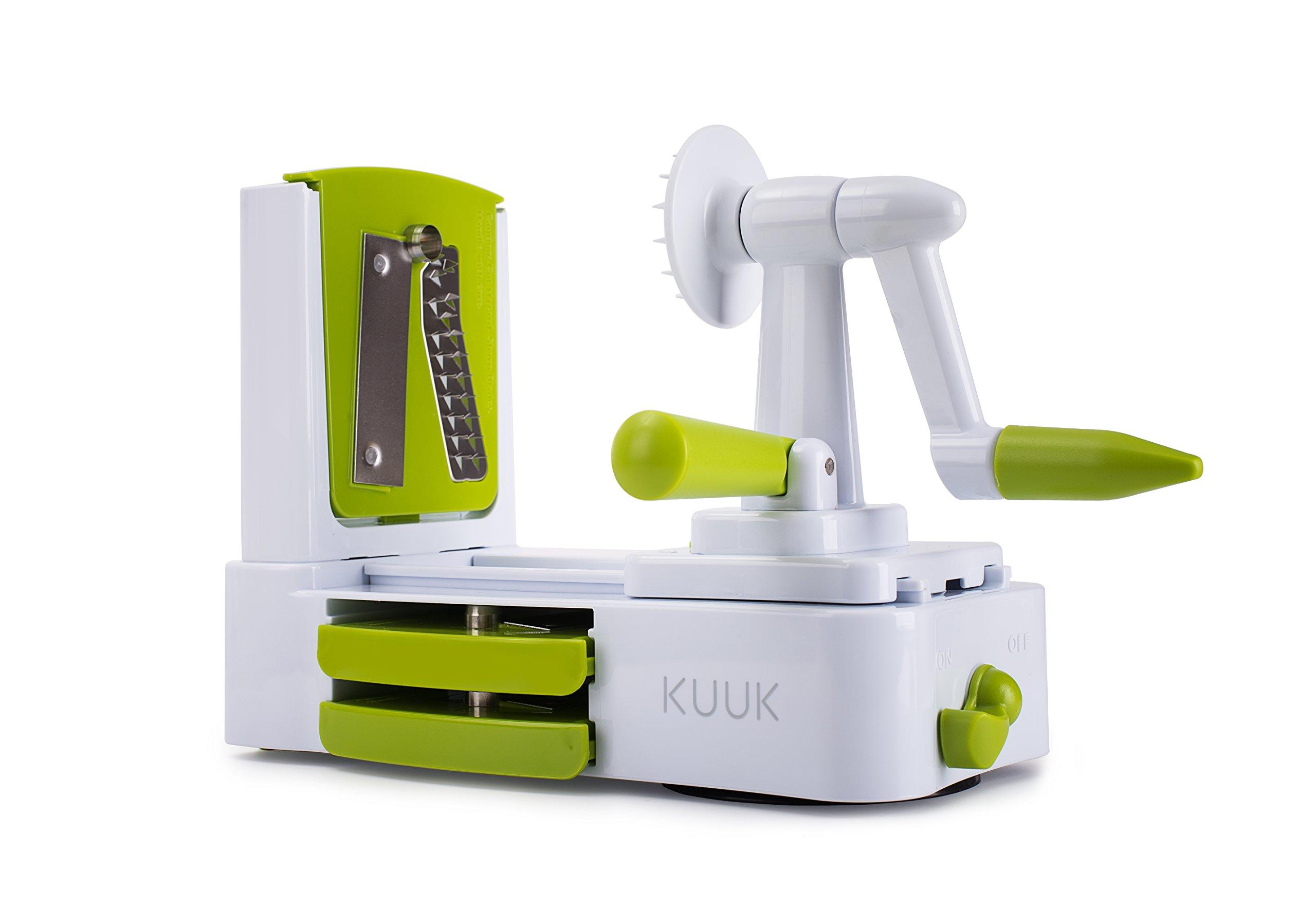 KUUK Cortador de Verduras en Espiral, 2ª generación product image