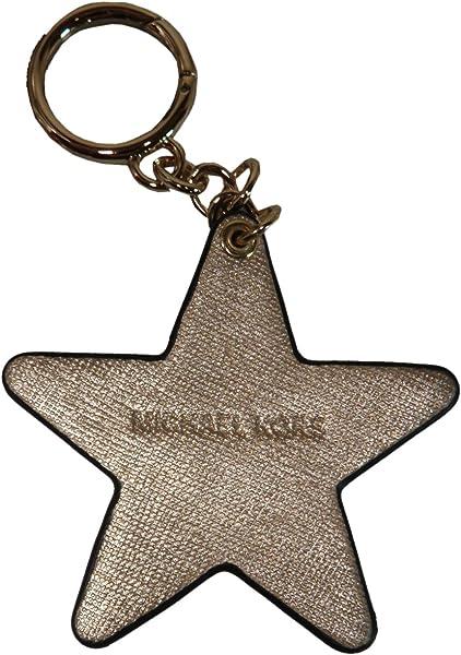 Michael Kors Star Key Chain Gold