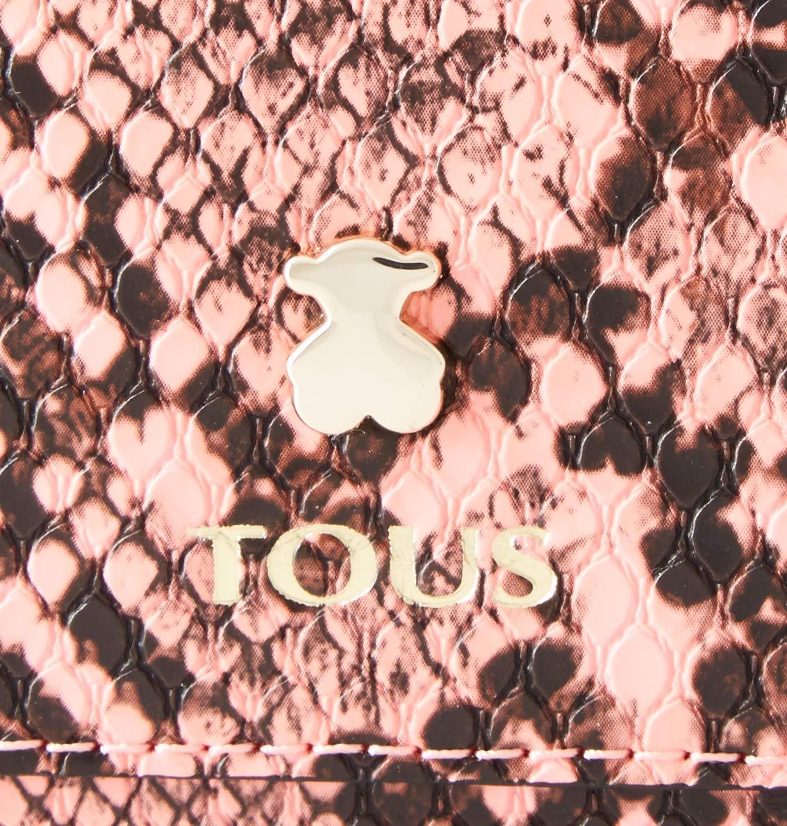 TOUS Dorp Wild Bag organisatör Rosa (rosa 995900668)