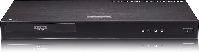 Lg Up970 Ultra Hd Blu Ray Player Hdr 4 K Streaming Wifi Black Home Cinema Tv Video