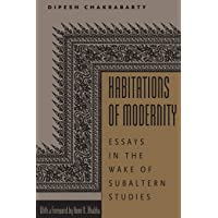 Habitations of Modernity: Essays in the Wake of Subaltern Studies