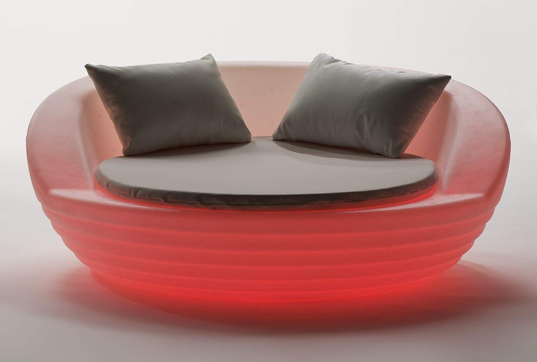 goGarden.es - Cama Chillout Mentera con RGB Batería y Solar ...
