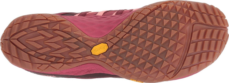 Merrell Women's Glove 4 Trail Runner B078NLR2N1 10.5 B(M) US|Persian Red