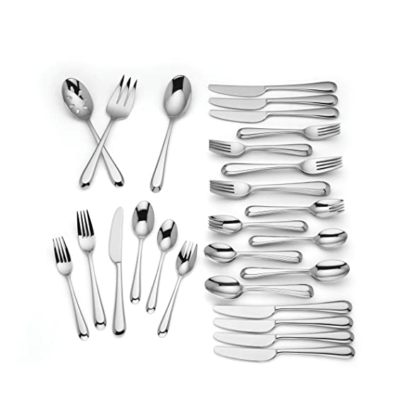 Lenox Bellevue 51 Piece Flatware Set