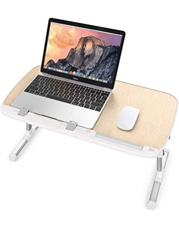 Laptop Desk for Bed, TaoTronics Lap Desks for Adults Bed Trays for Eating and Laptops
