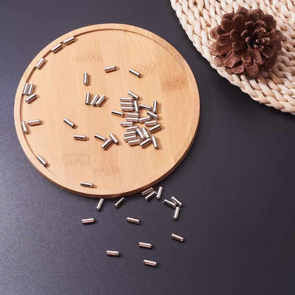 WANDIC Brosche Pin Backs Set 30 St/ück Wei/ß K Metall Locking Pin Keeper Backs Pin Backs Ersatz f/ür Binding Tack Revers Pin Backing Holder DIY Handwerk