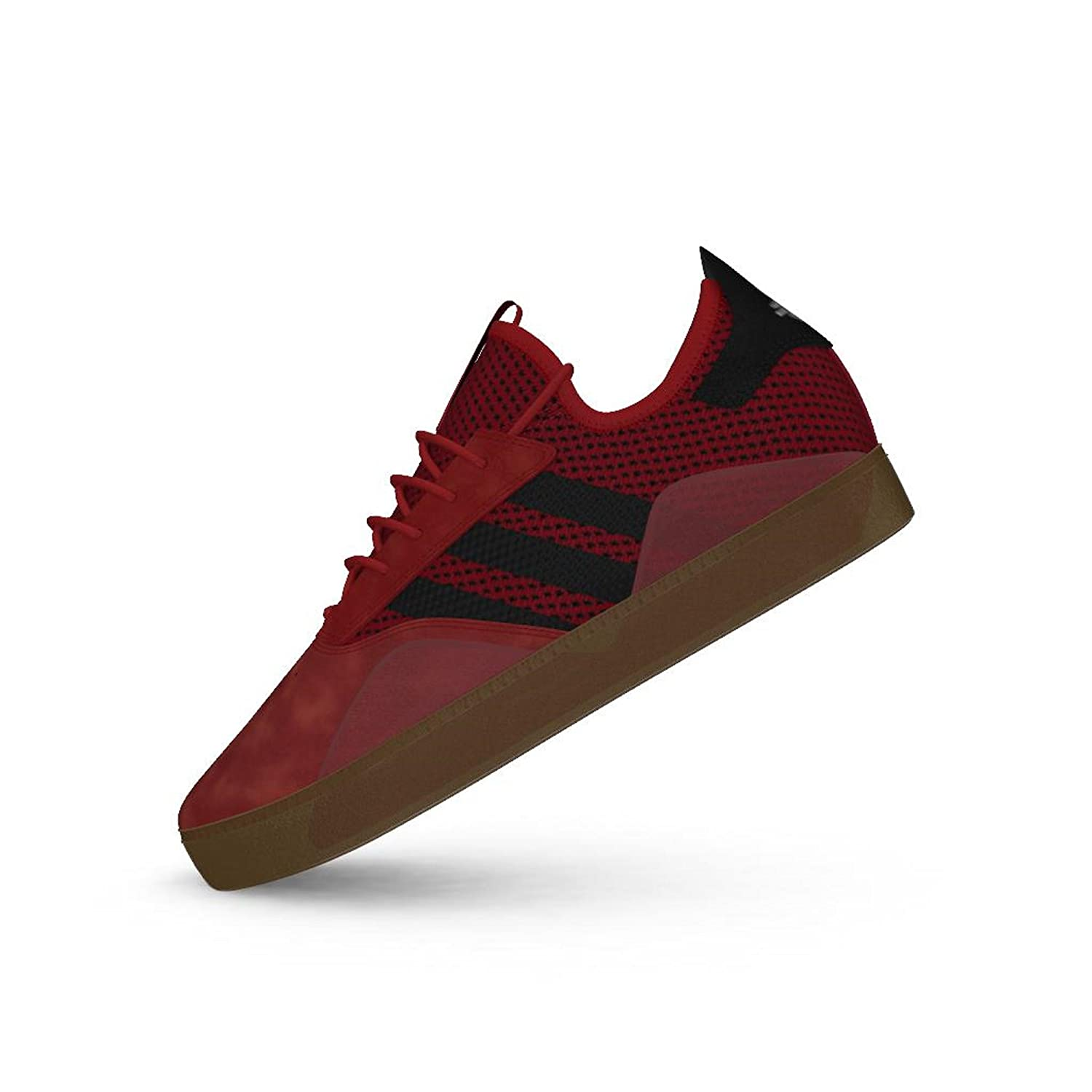 premium selection 6b42c 78c90 adidas Skateboarding 3ST.001, Scarlet-Core Black-Gum Amazon.fr Chaussures  et Sacs