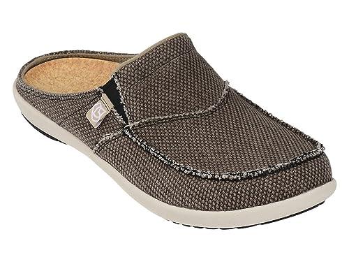 5006e605e7a Amazon.com  Spenco Men s Siesta Slide Slippers   Headband Bundle  Shoes