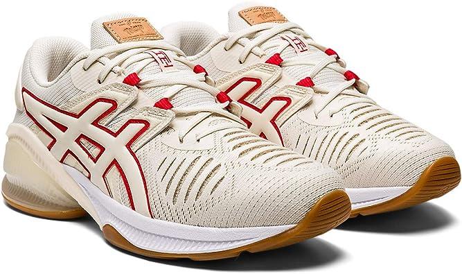 Asics Gel-Quantum Infinity Jin, Running Shoe Womens, Birch/Birch, 37.5 EU: Amazon.es: Zapatos y complementos