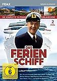 Das Ferienschiff / Die komplette 13-teilige Urlaubsserie (Pidax Serien-Klassiker) [2 DVDs]