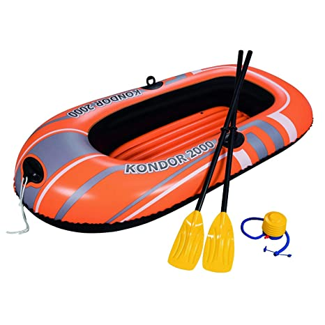 Barca Hinchable Bestway Hydro-Force Kondor 2000 Set