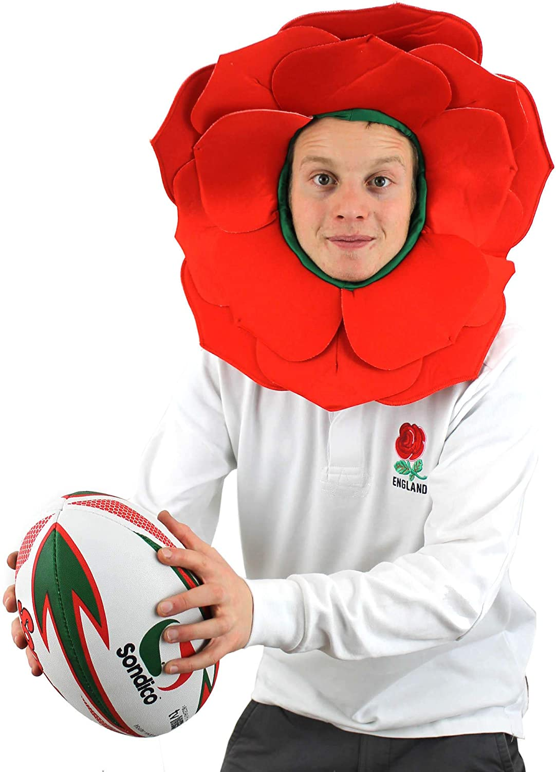 WALES RUGBY SIX NATIONS WORLD CUP SUPPORTERS ACCESSORIES SPORTS FANCY DRESS