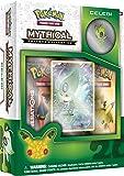 Pokemon TCG: Mythical Pokemon Collection - Celebi