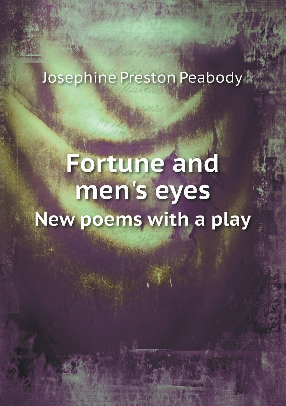 Read Online Fortune and Men's Eyes New Poems with a Play pdf epub