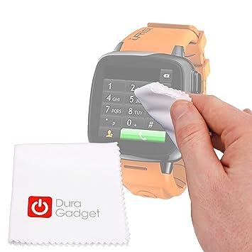 DURAGADGET Paño/Gamuza para Reloj Intex IRist: Amazon.es: Electrónica