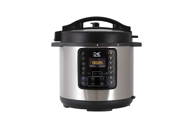 Kalorik 8L Pressure Cooker