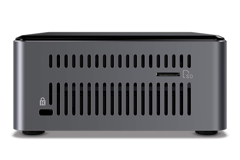 Intel NUC NUC7I5BNHXF 2.2GHz i5-7260U Nettop 7ª generación de procesadores Core i5 Negro, Gris Mini PC NUC NUC7I5BNHXF, 2,2 GHz, 7ª generación de ...