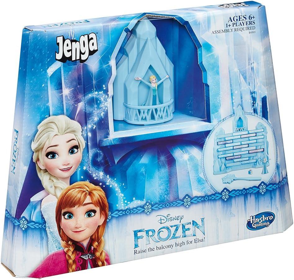 Hasbro Gaming- Frozen Jenga: Amazon.es: Juguetes y juegos