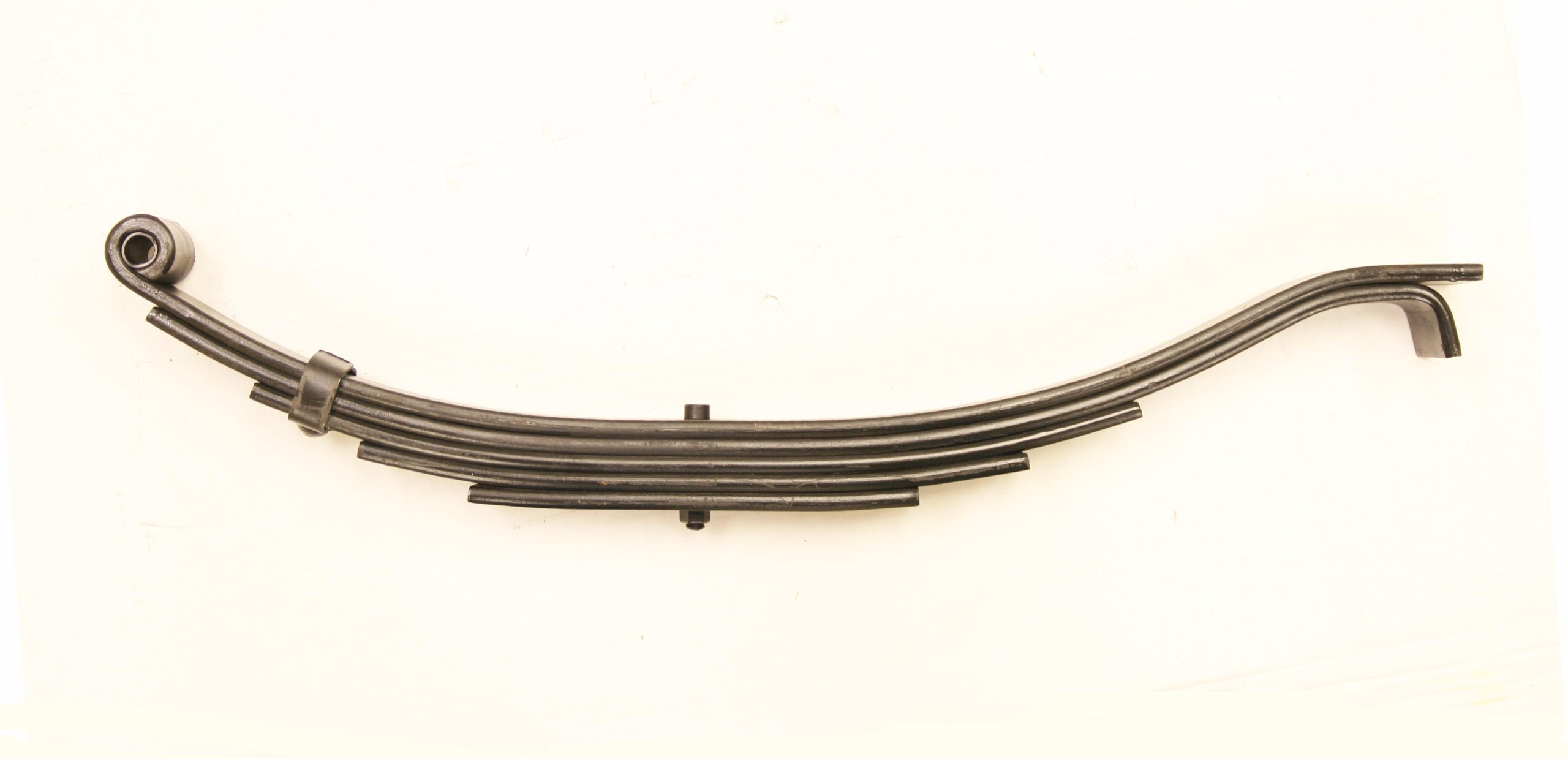 Libra New Trailer Leaf Spring-5 Leaf Slipper 3500lbs Capacity for 7000 Lbs Axle -20039 by Libra