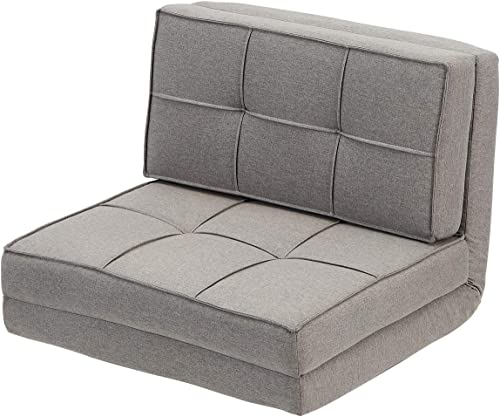 MELLCOM Triple Fold Down Sofa Bed