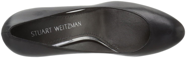 Stuart Weitzman Women's Moody Platform Pump B01NCZ8PYH 6 W US Black