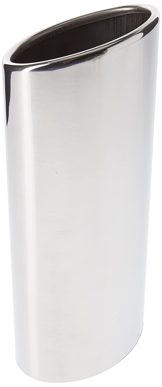 ER021 - Acero inoxidable de tubo de escape del tubo de escape Embellecedor de tubos de escape universales con la aprobación: Amazon.es: Coche y moto