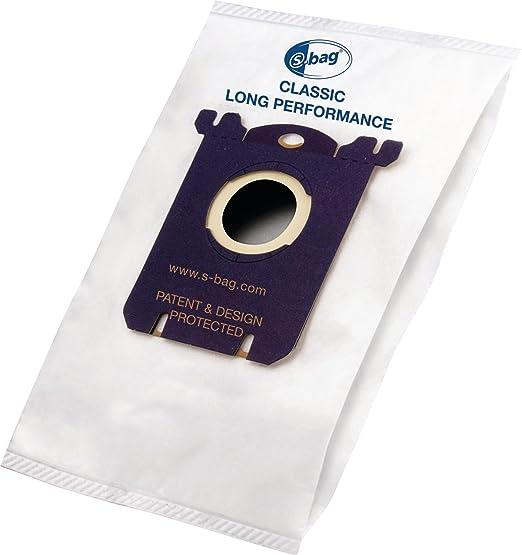 59 opinioni per S-bag Sacchetto per aspirapolvere usa e getta, formato standard, a lunga durata,