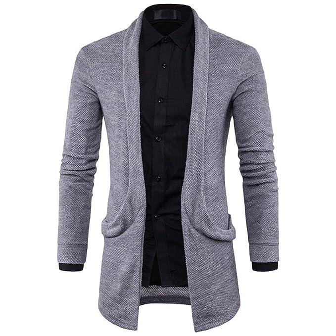 5860103cb402 RETUROM Ropa de Abrigo para Hombre, Moda Hombre Nuevo suéter de ...