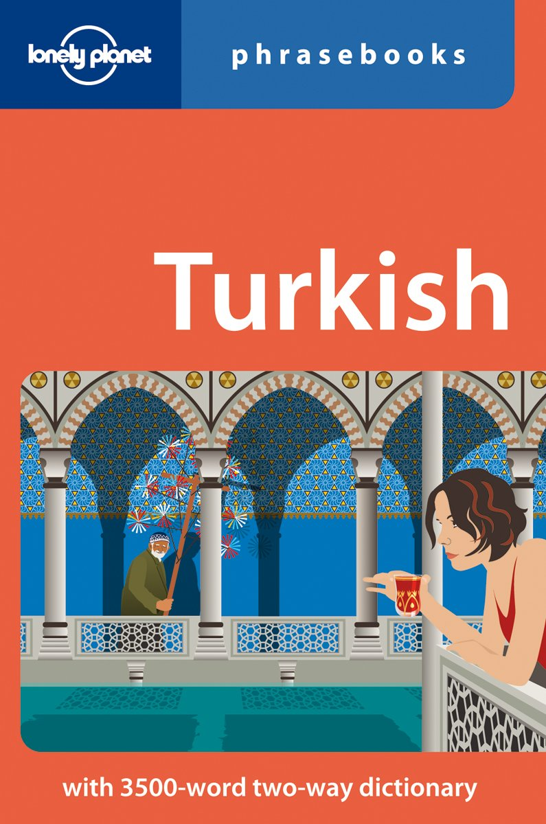 Lonely Planet Turkish Phrasebook (Lonely Planet Phrasebooks)