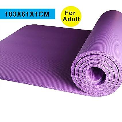 Reveryml Yoga Colchonetas Multifuncional Yoga Mats NBR ...
