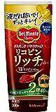 キッコーマン食品 デルモンテ リコピンリッチトマトケチャッププラス 300g×5本