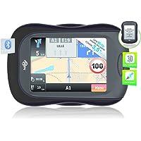 Mappy MINI 340 MOTO Europe GPS Eléments Dédiés à la Navigation Embarquée Fixe, 4:3