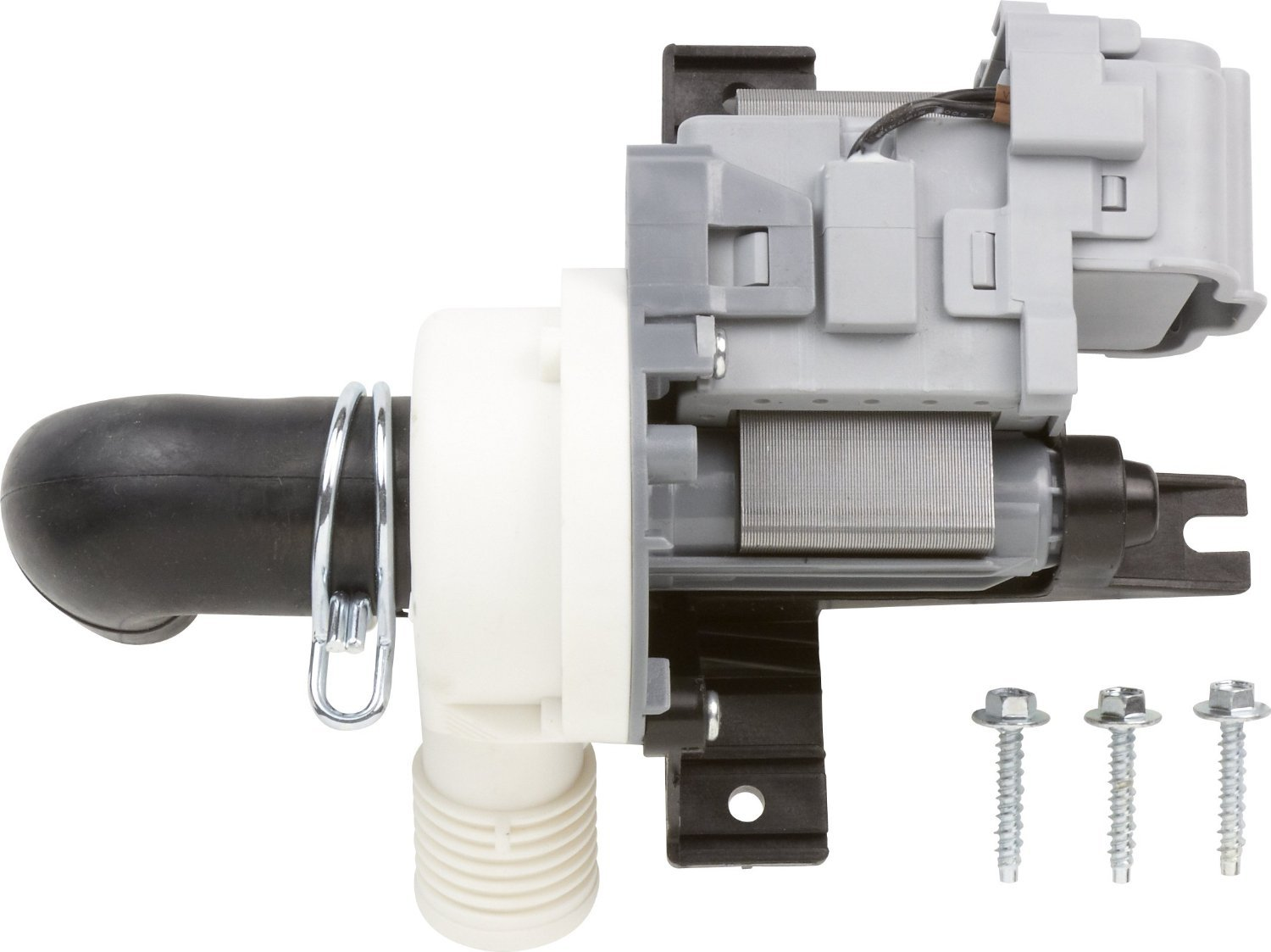 Whirlpool Kenmore Washer Pump W10217134 W10536347 NEW Replaces W10049390