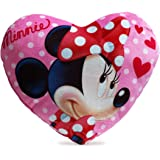 Coussin Minnie coeur 37 cm Disney
