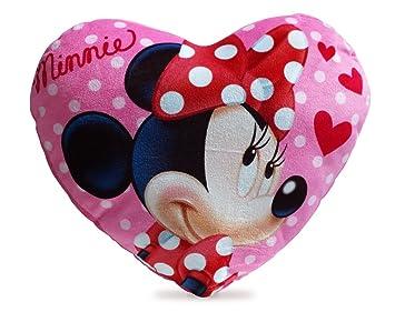 Cojin con forma de Minnie Mouse: Amazon.es: Juguetes y juegos