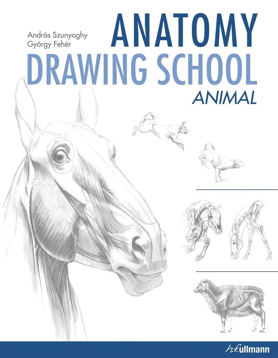 Anatomy Drawing School: Animal Anatomy: AndrÁs Szunyoghy, GyÖrgy ...