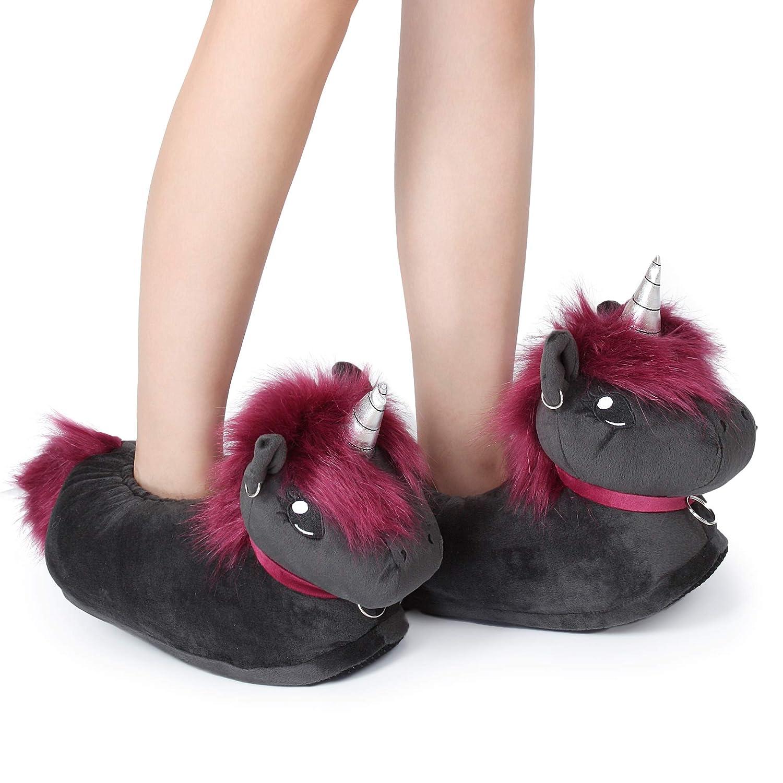 zapatillas de unicornio