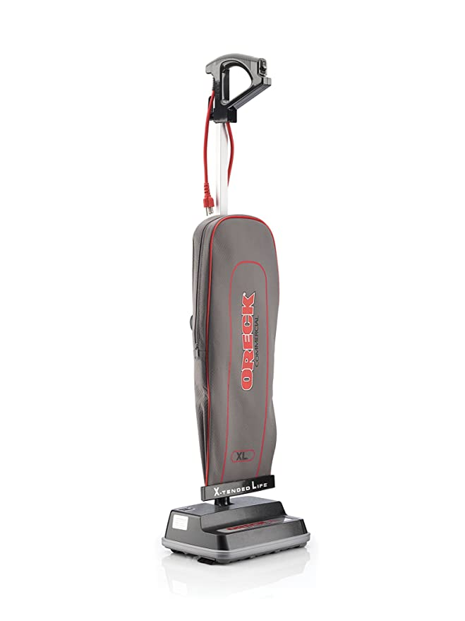 oreck commercial u2000rb2l-1 leed-compliant upright vacuum: household  upright vacuums: amazon com: industrial & scientific