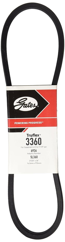 Gates 3360 TruFlex Belt