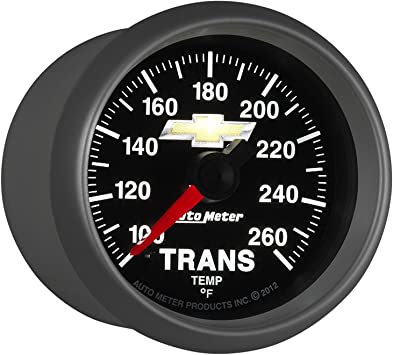 Auto Meter 8549 Transmission Temperature Gauge