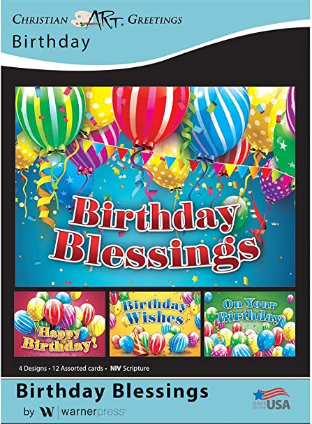Image Unavailable Not Available For Color Birthday Blessings