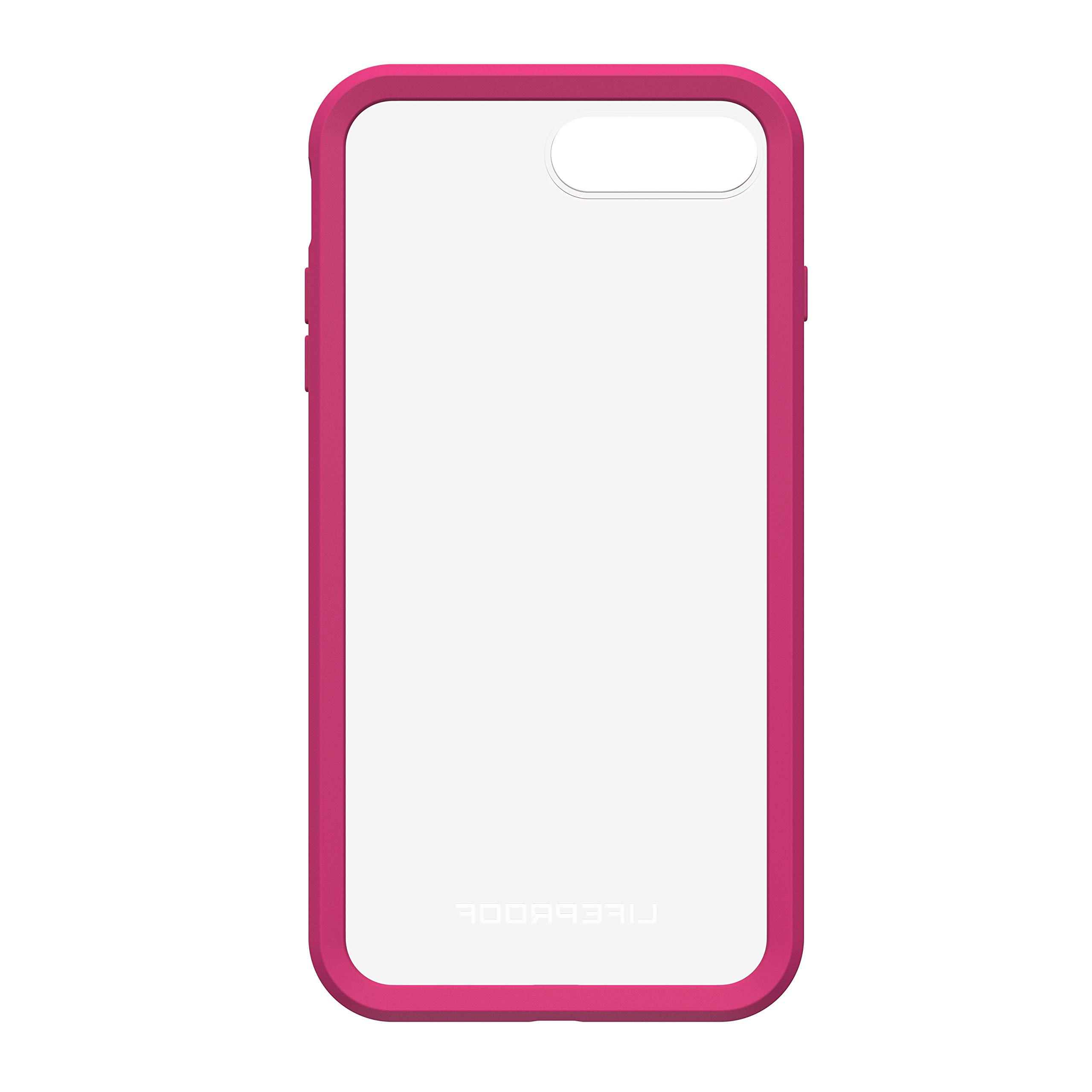 Lifeproof SLAM Series Case for iPhone 8 Plus & 7 Plus (ONLY) - Retail Packaging - Aloha Sunset (Clear/Blue Tint/Process Magenta) by LifeProof (Image #3)