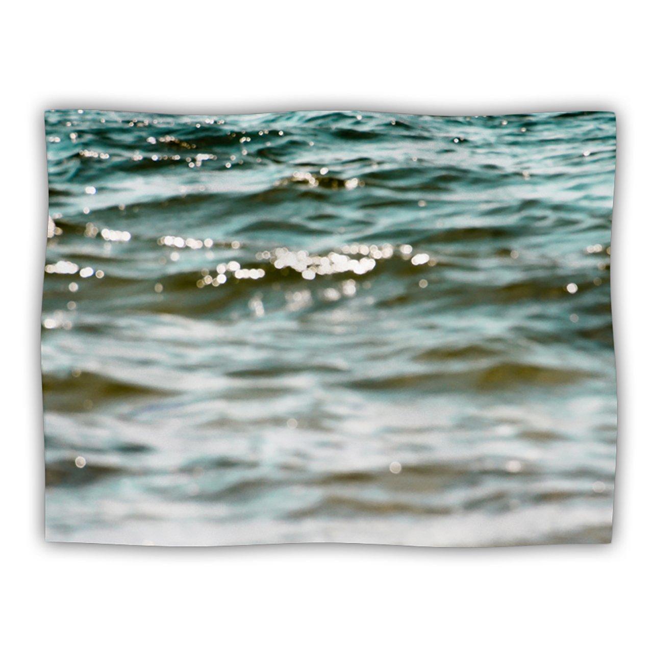 KESS InHouse Debbra Obertanec Turquoise Blue Green Water Pet Blanket, 40 by 30-Inch by KESS InHouse