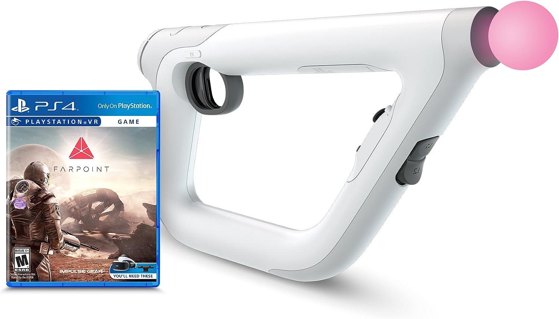 PSVR Aim Controller Farpoint Bundle – PlayStation 4